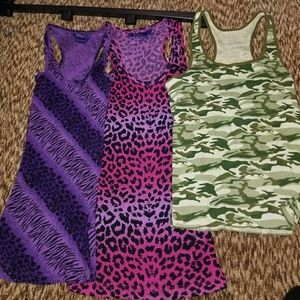 Bundle of Tank Tops